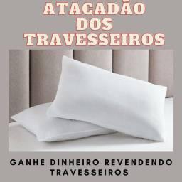 TRAVESSEIROS DIRETO DA FÁBRICA ATACADO E VAREJO