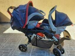 Carrinho bebê ( gêmeos )