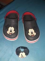 Sandalia Mickey n.31 $39,