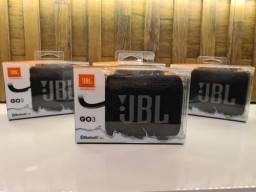 Caixa de som JBL GO3 ORIGINAL