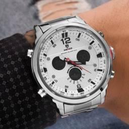 Relógio Weide Original À prova d'água