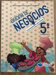 Livro OFICINA DE NEGÓCIOS Empreendedorismo para crianças