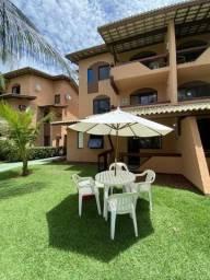 Apartamento de Praia para Temporada em Camaçari, Guarajuba, 3 dormitórios, 2 banheiros, 1