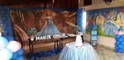 Buffet para Festa Infantil com Decoração R$ 2.200,00!