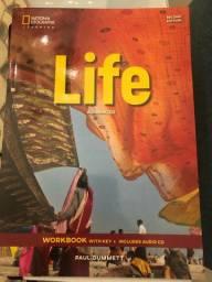 Livro de inglês Cultura Inglesa Life Advanced