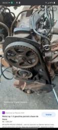 Motor AP 1.6 zero completo com câmbio zero