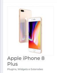 Apple iPhone 8 Plus De 2.750 por 2.600 ou 12× no cartão de crédito