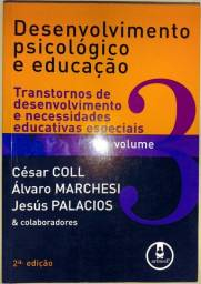 Desenvolvimento Psicológico e Educação: Volume 3 - 2ª Edição
