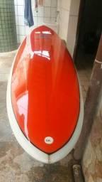 Funboard 8.0 pés com 63 litros
