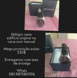 Relógios marca Casio | luxo