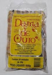 Tabaco selecionado Dama de Ouro