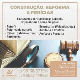 Construção, Reforma e Perícias- Oportunidade!!!