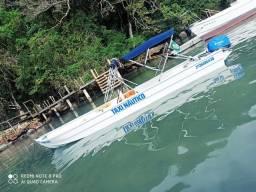 Casco lancha tipo táxi boat 9+1 7,20mts