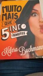 Livro Da Kéfera Buchmann