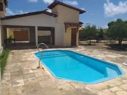 Exc.casa Paripueira!! 2 lotes!! 5 qts, piscina, apenas 550 mil.