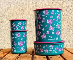 Kit Instantâneas Tupperware Beleza da Flora