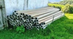 Irrigação - Tubos de alumínio para 4 polegas engate rápido e acessórios