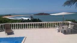 Casa com piscina em Setiba - Guarapari (temporada)
