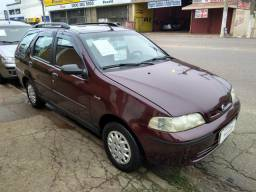 Fiat palio weekend elx 1.0 fire 2001 - 2001