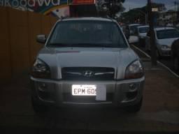 Hyundai Tucson gls 2.0 automatica 2010 prata completa com apenas 67.000 km impecavel. - 2010