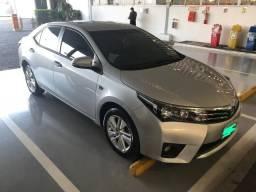 Vendo Corolla Gli 1.8 aut 2015 - 2015