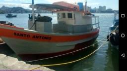 Barco de Pesca Profissional - 2000