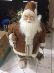 Papai Noel. 85 cm