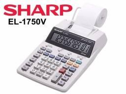 Calculadora Sharp El1750v *nova, A Pronta Entrega