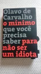 Livro de Olavo de Carvalho/ Novo