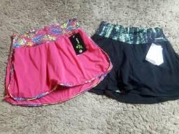 Oportunidade de negócio venda de lote de roupas fitness com 400 peças