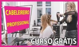 Curso - Cabeleireiro (a) Profissional - Grátis