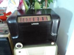 Radio a Valvola Garod, Baquelite- Original Funcionando