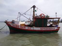 Vendo barco de pesca ( camarão ) - 2018