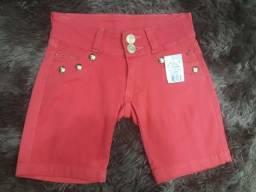 Bermuda jeans nova numero 38