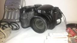 Camera Fotografica GE Semi-Profissional - Acessórios