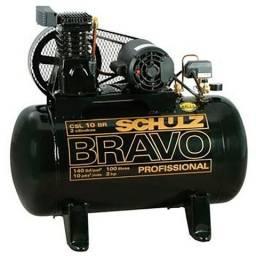 Compressor Schulz Bravo CSL 10/100 2HP