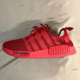 Tênis Adidas Nmd Vermelho Fim de ano