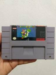 Mario world super Nintendo original