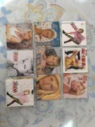 Box xou da xuxa + 3 cds