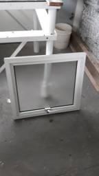 Janela de alumínio maxiar novas