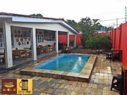 Casa para eventos com piscina
