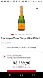 Champanhe veuve chicquot brut