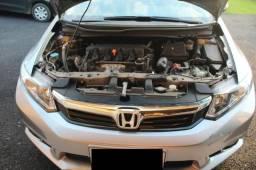 Honda civic único dono - 2014