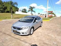 Civic Automático *cruze Corolla Jetta Focus virtus - 2014