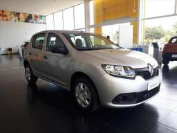 RENAULT SANDERO 1.0 12V SCE FLEX AUTHENTIQUE 4P MANUAL - 2019