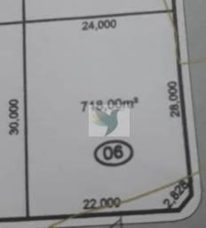 Terreno à venda, 360 m² por r$ 108.000 - rodovia do peixe
