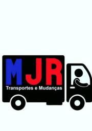 Mjr transportes e mudanças
