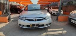 HONDA CIVIC LXS 1.8 16V FLEX AUTOMATICO 2010 - 2010