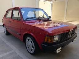 Fiat 147 c . placa preta. lindaaaa - 1986