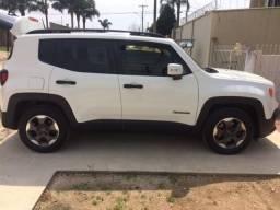 Vendo/Troco Jeep Renegade Sport - Impecável - 2017
